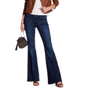 Level 99 High Rise Tanya Flare Jeans Sz 31